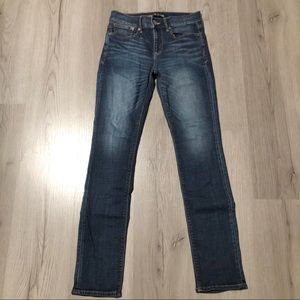 Express Jeans Junior Girls 4R Skinny Mid Rise